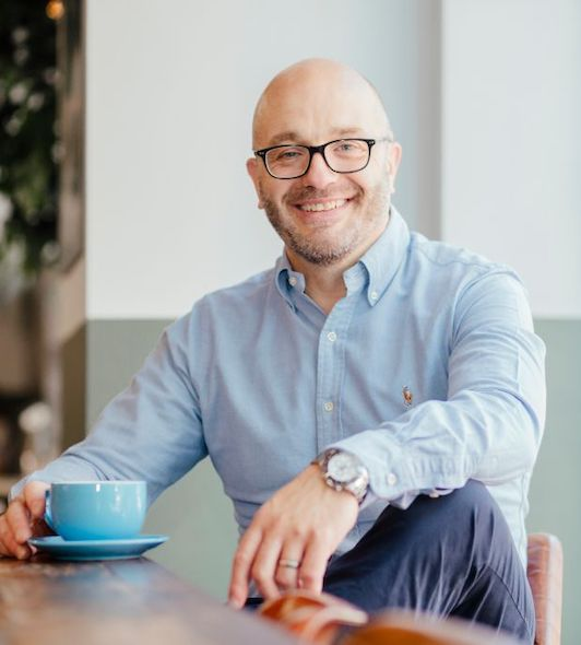 Gareth Healey is the founder of Beyond Noise and provides strategy and mentoring for independent marketing agencies