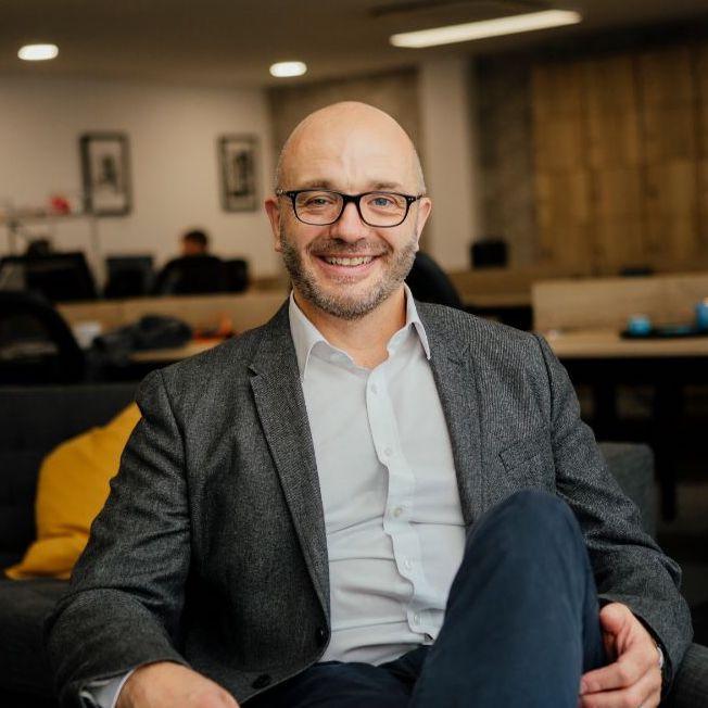 Gareth Healey Marketing Agency Mentor