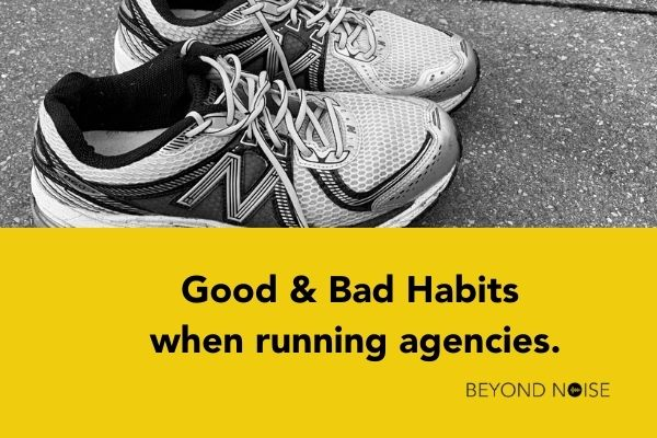 Agency Coaching – making and breaking habits